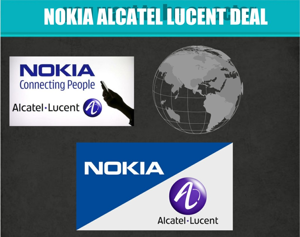 Nokia – Alcatel Lucent Deal: What Nokia has in mind ...